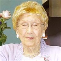 Mildred Blanch 'Millie' Holmgren
