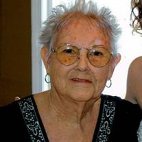 Minnie Faye O'Kelley                        Rice
