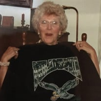 Patricia Mary Johnston