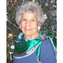 Mary Monsarrat Wallis