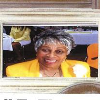 Mrs. Jessie B. Lee