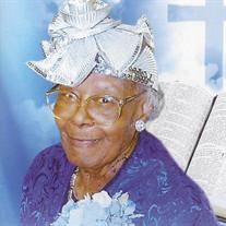 Mother Elnora Josephine Voss