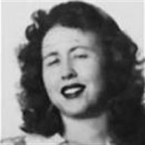 Maxine Vena Swindell