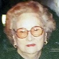Margaret Delores Hurst