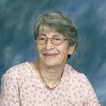 Shirley Frances Mauck Bott
