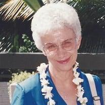 Cora Elizabeth Johnson