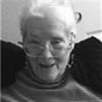 Doris Murdock Thacker