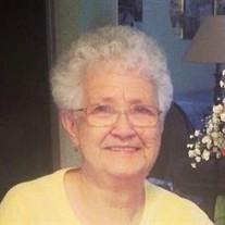 """Patricia """"Pat"""" Ann Hartle"""