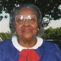 Mildred Jones Weaver