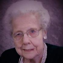 Bernice Orabelle Bjergum