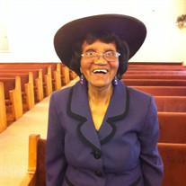 Bertha Lee Bell
