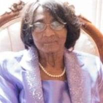 Mrs. Mae  Belle Evans