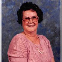 Mrs  Georgia Mae Lindsay Obituary - Visitation & Funeral Information