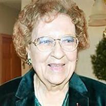 Gladys M. (Ohrn) Aumock
