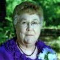 Mrs. Shelby Hagin Barnwell