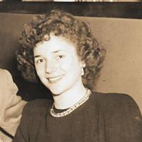 Mrs. Dorothy A. Lucht Hickman