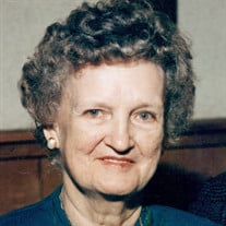 Maxine (Mac) Franklin