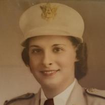Lieutenant Ruth Elizabeth Gibson