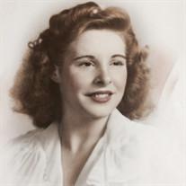 Mrs. Doris Mae Rice Acree