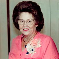 Clara O'Clay Worthy