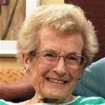 Mary Eleanor Hutchinson