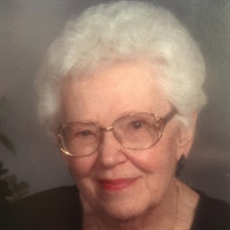 Mrs. Eleanor 'Nellie' Armstrong