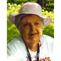 Mildred Elizabeth Suydam (Myers)