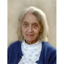 Patricia Mae Sytsma (Briggs)