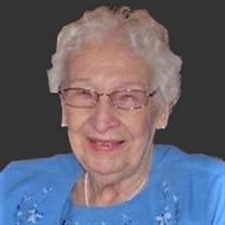 """Mary E. (""""Betty George"""") Ammon"""