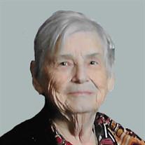 Mary Cruze Thompson