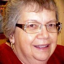 Mrs. Jacqueline K. Stover