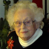 "Geraldine ""Gerry"" M.  Wallace"