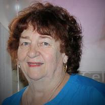 Mary  Frances Parker