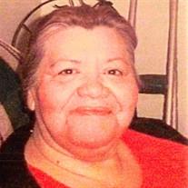 Mrs. Herminia Moreno