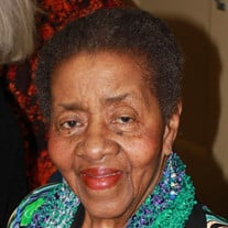 Irma Clara Webb