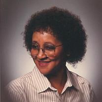 Annette Isabelle Gholston