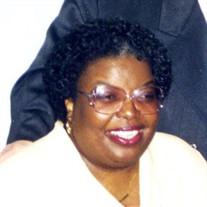 Mrs. Eunice Engram-Sanders