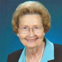 Virginia Franklin Miller