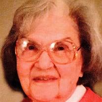 Mrs. Marie Edith Lawson