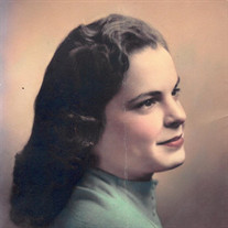 Caroline Elaine Wilson