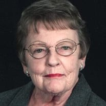 Mrs. Martha S. Rager