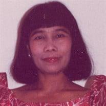 Mrs. Pacita S. Morrow