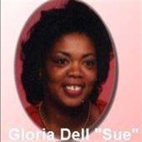 Rev.  Gloria Johnson Broussard