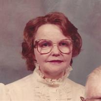 Ms. Eva Lou Hufstetler
