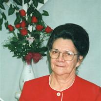 Mrs Clara Agnes Petrey