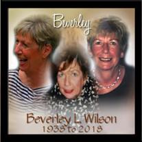 Beverley L. Wilson