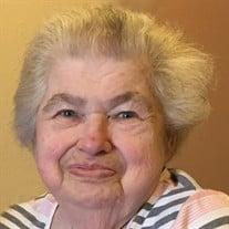 Joan  Margaret Rector