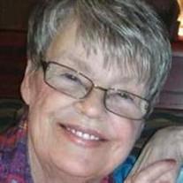 Wanda Jean Walker