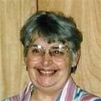 Martha  Blaylock Garrett