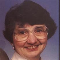 "Mrs. Florence A. ""Bobbie"" (Rizzo) Berthold"